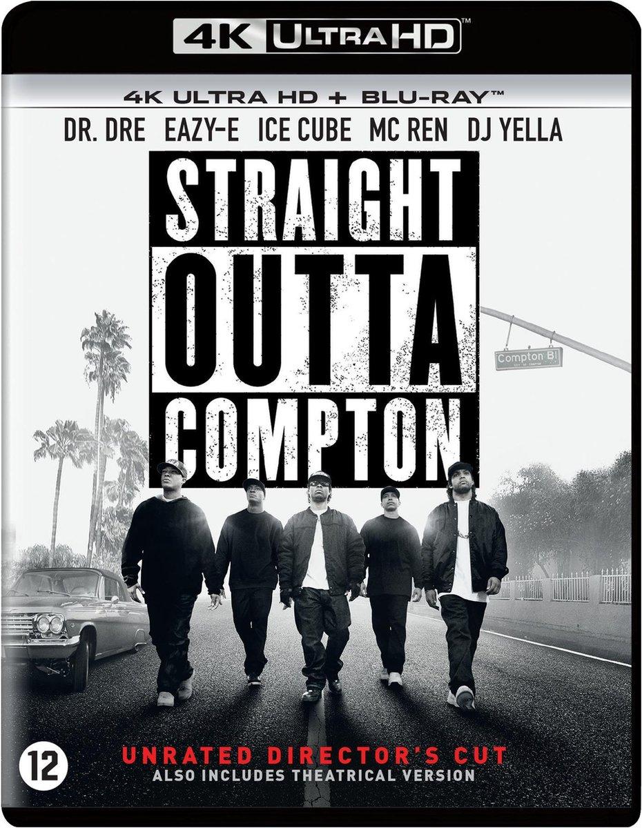 Straight Outta Compton (4K Ultra HD Blu-ray)-