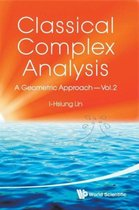 Classical Complex Analysis