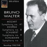 Mozart: Symphony No. 41; Dvorak: Symphony No. 8; Schubert: Symphony No. 9; Schumann: Symphony No. 4
