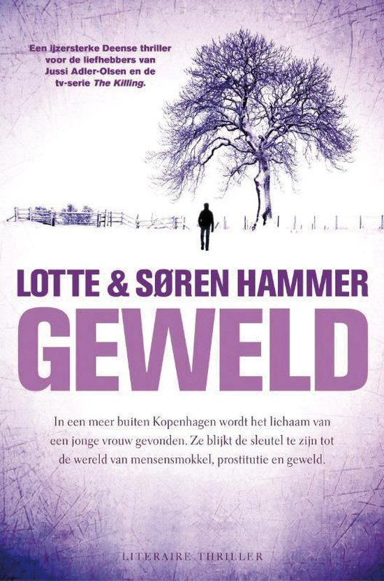 Konrad Simonsen-reeks 4 - Geweld - Lotte Hammer  