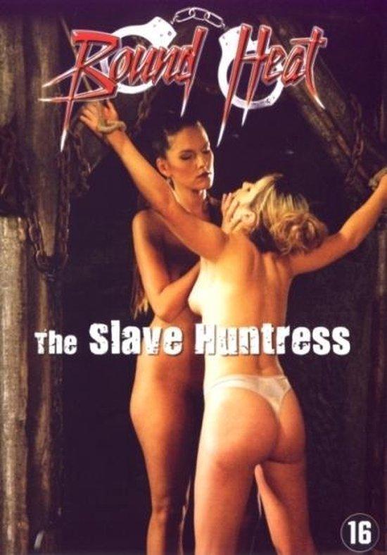 Cover van de film 'Bound Heat - The Slave Huntress'