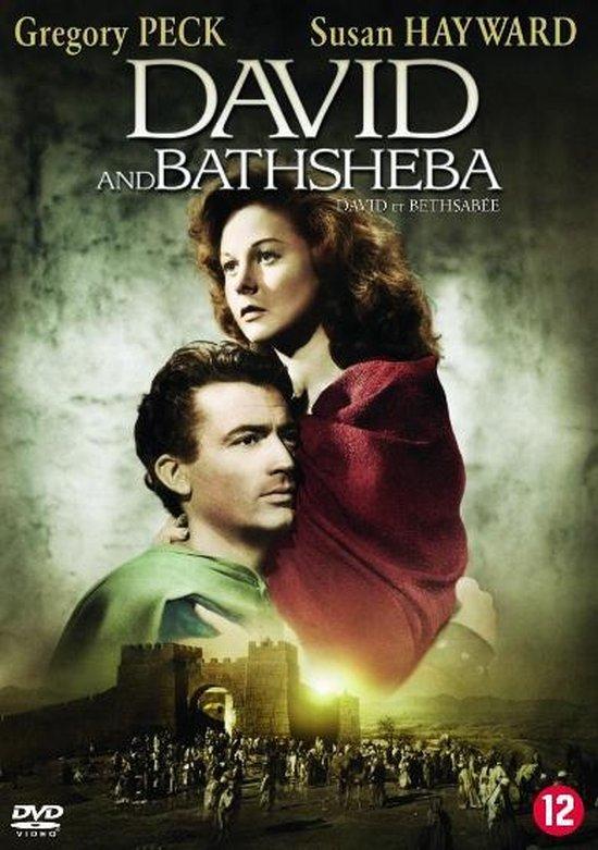 Cover van de film 'David And Bathsheba'
