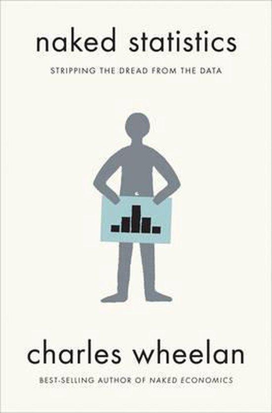 Boek cover Naked Statistics van Charles Wheelan (Onbekend)