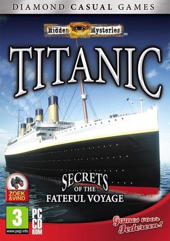 Diamond Hidden Mysteries: Titanic – Windows