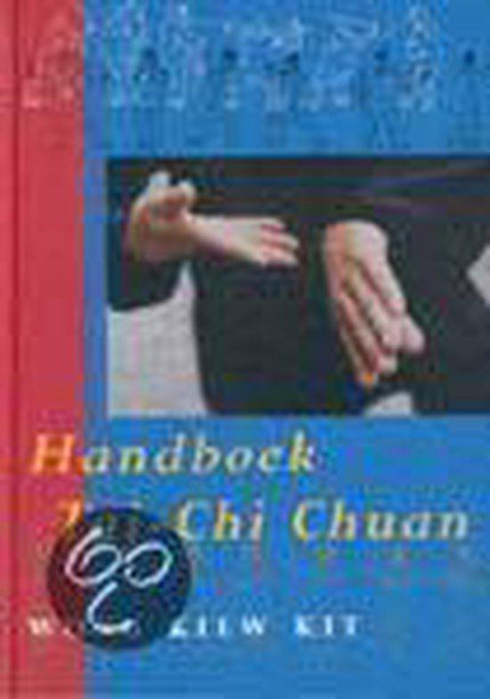 Boek cover Handboek Tai Chi Chuan van Wong Kiew Kit (Hardcover)