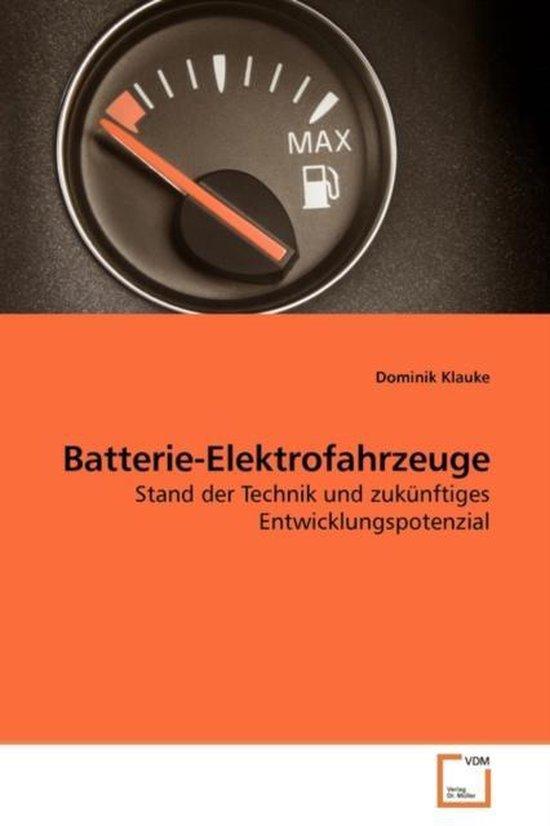 Batterie-Elektrofahrzeuge