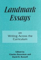 Landmark Essays on Writing Across the Curriculum