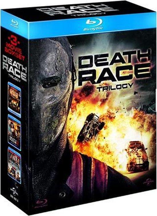 Cover van de film 'Death Race 1-3'