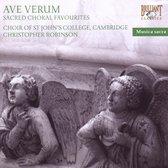 Ave Verum, Sacred Choral Favourites