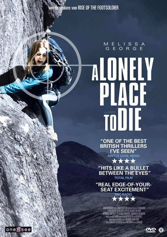 Cover van de film 'A Lonely Place To Die'
