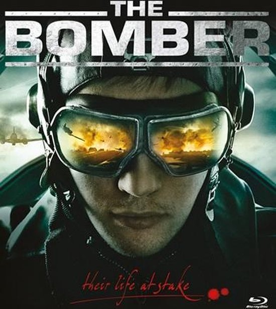 Cover van de film 'The Bomber'