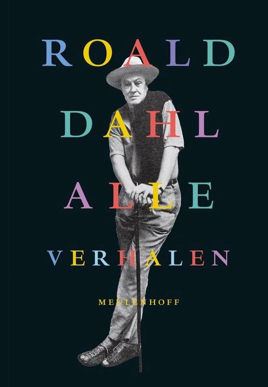 Boek cover Alle verhalen van Roald Dahl (Onbekend)