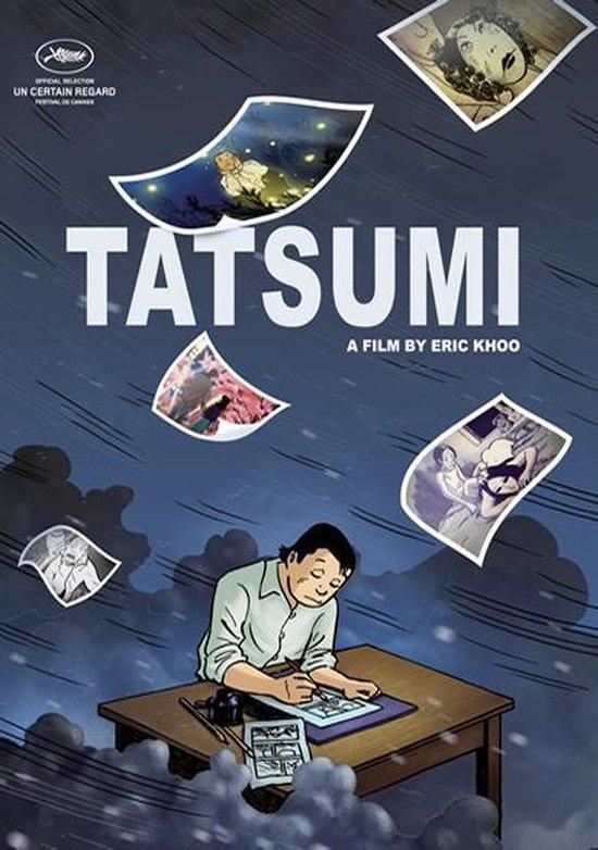 Cover van de film 'Tatsumi'