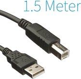 Brauch USB 2.0 A - B - Printer Kabel 1,5 Meter