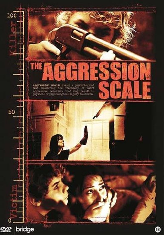 Cover van de film 'Agression Scale'
