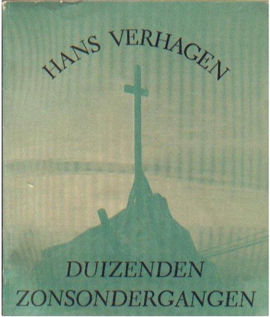 Duizenden zonsondergangen - Leida Verhagen  