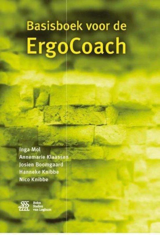 Basisboek voor de ergocoach - Inga Mol  