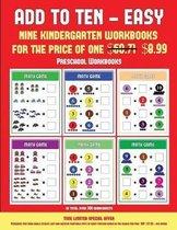 Preschool Workbooks (Add to Ten - Easy)