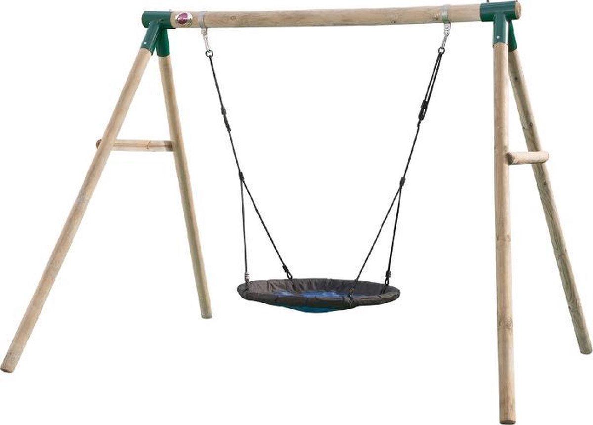Plum schommelset Spider Monkey II hout
