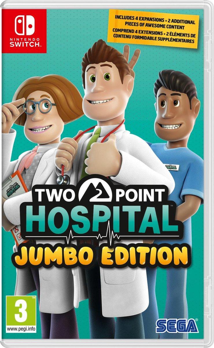 Two Point Hospital – Jumbo Edition – Nintendo Switch