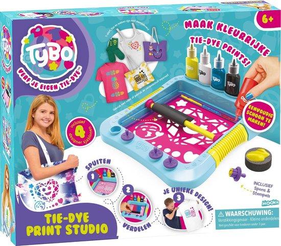 TYBO Tie-Dye Print Studio