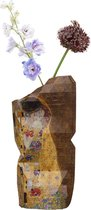 Tiny Miracles - Duurzame Design Vaas - Paper Vase Cover - Klimt - The Kiss - Small