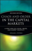 Boek cover Chaos and Order in the Capital Markets van Edgar E. Peters