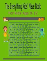 The Everything Kids' Maze Book For Kids Age 8-12