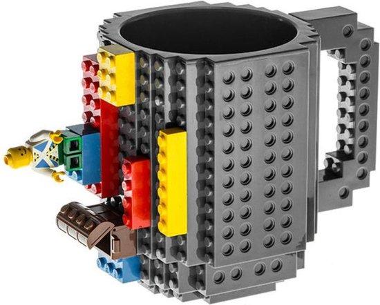 Mok - Lego mok - L.E.G.O - Beker - Drinkbeker - Lego - Mokken - Limited edition - 350ML - 10 stukken