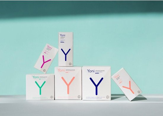 Yoni Light Tampons - 80 stuks - Biologische Tampons