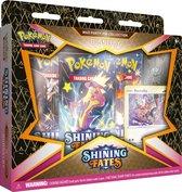 Pokémon Shining Fates Mad Party Pin Box - Bunnelby - Pokémon Kaarten