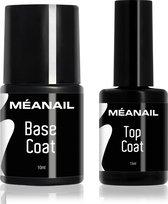 Gellak - Base Coat - Top Coat  MEANAIL  - Gelnagellak