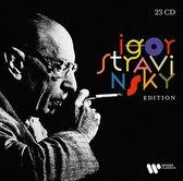 Igor Stravinsky: Edition (23CD)
