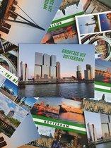 Set van 5 ansichtkaarten - Stad Rotterdam