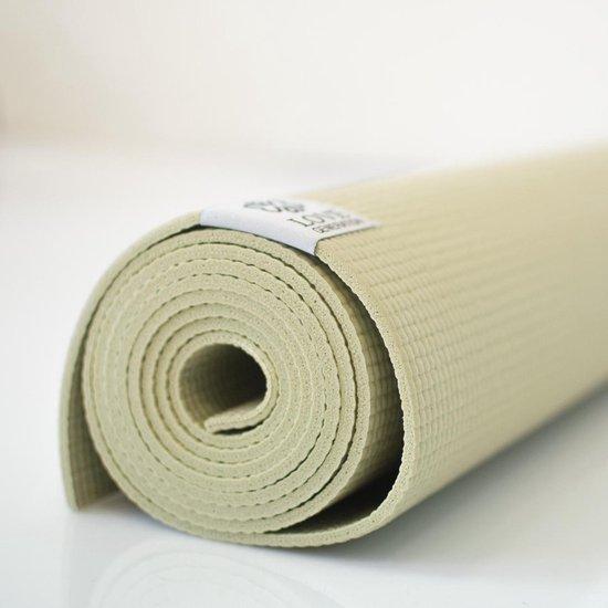 Love Generation ● Yoga Mat ● Fitness Mat ● Licht Groen