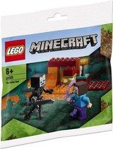 LEGO Minecraft Het Onderwereldgevecht - 30331
