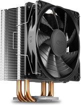 Deepcool Gammaxx 400S - Koeler voor processor - 1 x 120 mm - LGA1200/1151/1150/1155/1366/AM4/AM3+/AM3/AM2+/AM2/FM2+/FM2/FM1