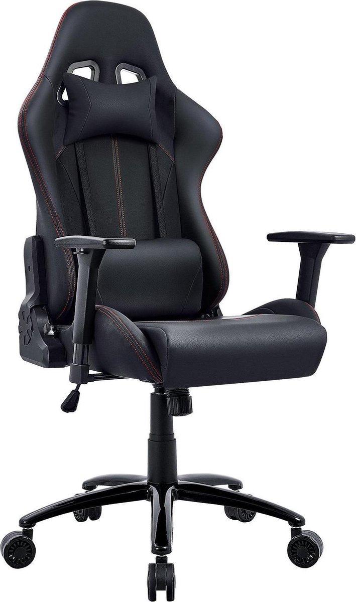 Milo Racing Gamestoel - Verstelbare Bureaustoel - Gamingstoel - Racestoelen - Gamestoelen voor volwa