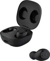 Motorola Motobuds Charge - Draadloze oordopjes - Opladen via telefoon - Waterproof - 18 Uur Speeltijd - Zwart