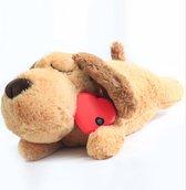Knuffel met hartslag speciaal voor puppy's  - Heart Beat  Puppyknuffel - Pluche