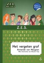 De Z.E.S. 2 -   Het vergeten graf - dyslexie uitgave