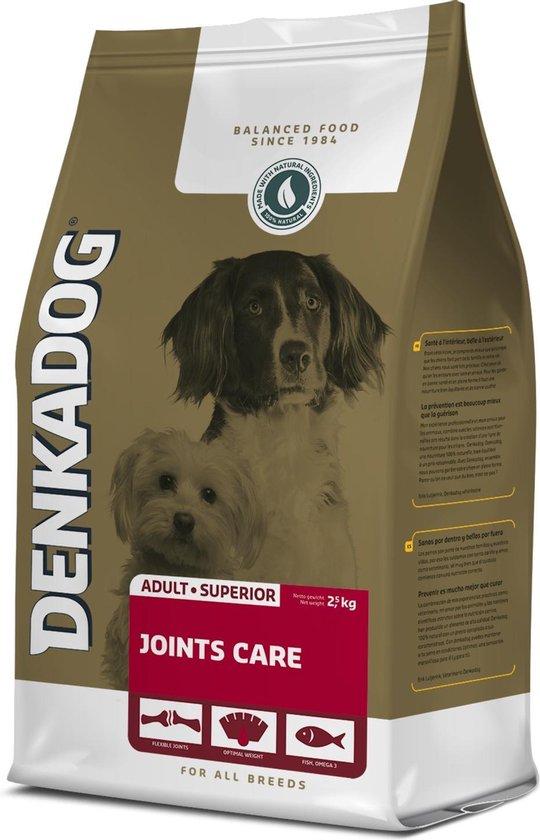 Denkadog Superior Hypo-Artrose Gevogelte&Vlees 2.5 kg