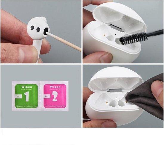 Borstel Schoonmaak Tool Voor Airpods Pro 2 1 Voor Xiaomi Airdots Voor Huawei Freebuds 2 Pro Bluetooth Oortelefoon Case Schoon gereedschap
