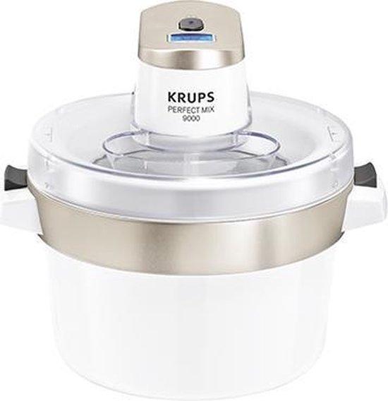 Krups Perfect Mix 9000 GVS241 - IJsmachine