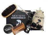 Mochito Baard Verzorging Set XL | Baardverzorging set | 8 Producten | Cadeau Voor Man | Giftset Man | Geschenkset Mannen | Cadeau Voor Man | Vaderdag
