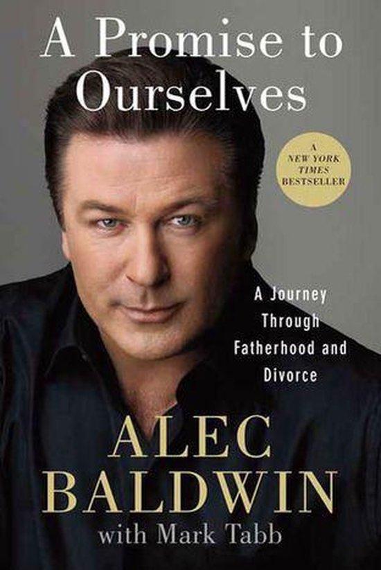 Boek cover A Promise to Ourselves van Alec Baldwin (Onbekend)
