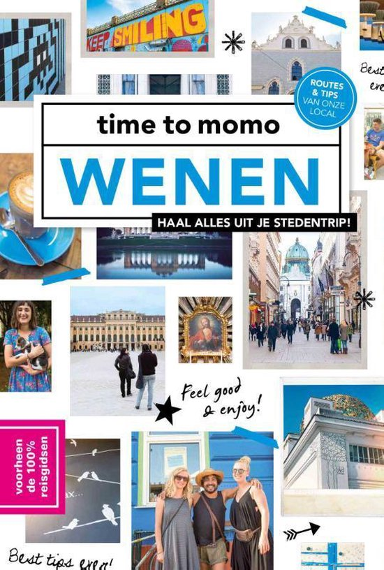 Boek cover time to momo Wenen van Lotte Lambin (Paperback)