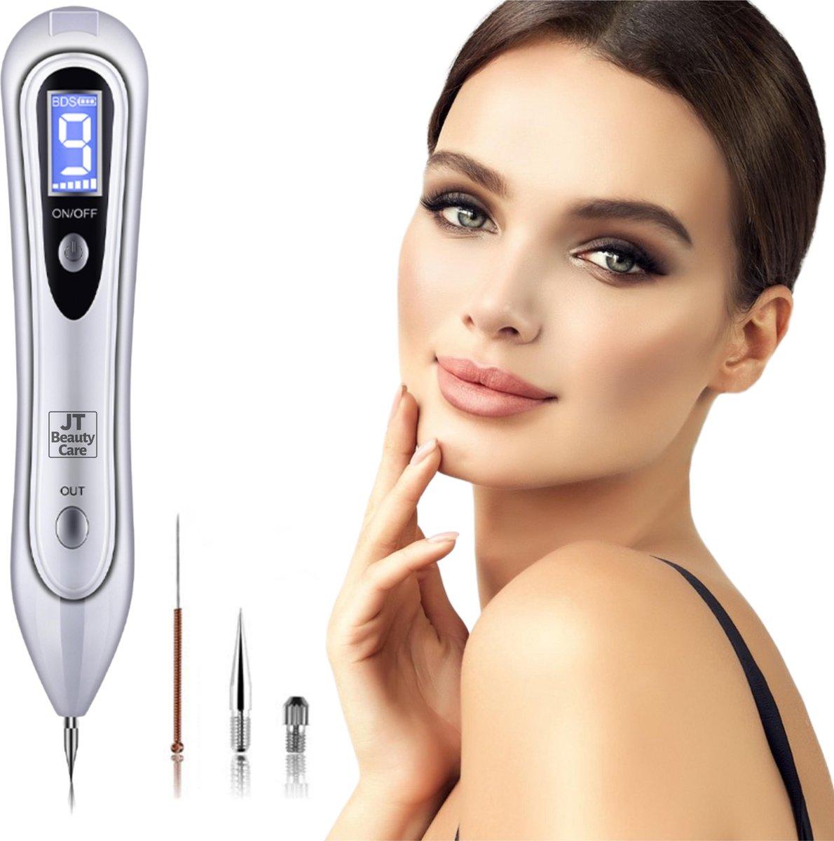 Laser Plasma Pen   Wit   Huidverzorging   Gezicht   Huid   Donkere vlekken Verwijderaar   Sproeten V