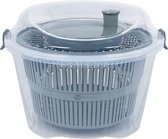 Excellent Houseware® Slacentrifuge - centrifuge - groentecentrifuge - saladespinner - salade carousel - Grijs