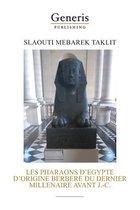 Les Pharaons d'Egypte d'Origine Berbere Du Dernier Millenaire Avant J.-C.